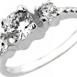silvego Zirkonový prsten Via ze stříbra