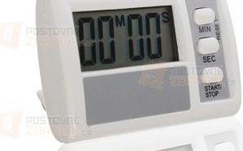 Digitální časovač s odpočtem času a poštovné ZDARMA! - 9999921470