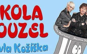 Škola kouzel Pavla Kožíška - představení…
