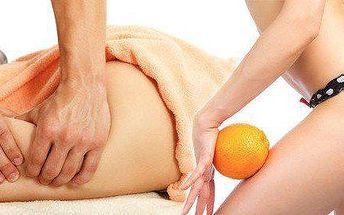 Anticelulitidní kúra s masáží