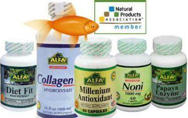 Balíček buněčné výživy pro energii a rychlejší hubnutí!