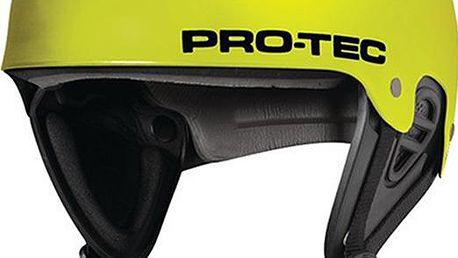 Spolehlivá helma na všechny vodní sporty B2 Wake Satin Citrus, L