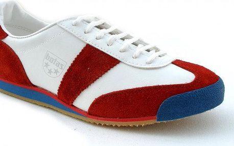 Dámská sportovní obuv Botas Classic White/Red