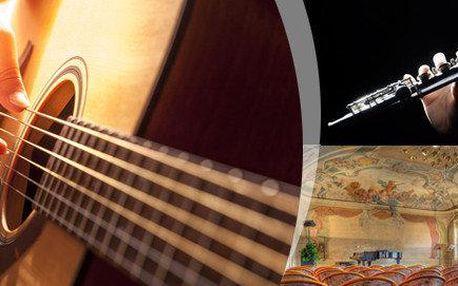 Romantický koncert pro kytaru a flétnu