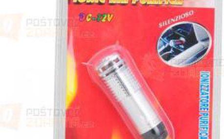 Mini osvěžovač vzduchu do auta - 12V a poštovné ZDARMA! - 9999921446