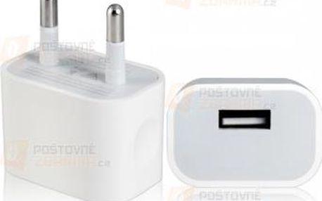 Nabíjecí adaptér s USB portem a poštovné ZDARMA! - 9999921467