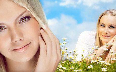 70 minut jarní kosmeticky - 2 balíčky na výběr