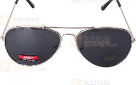 Retro letecké brýle s krytem a poštovné ZDARMA! - 9999921448