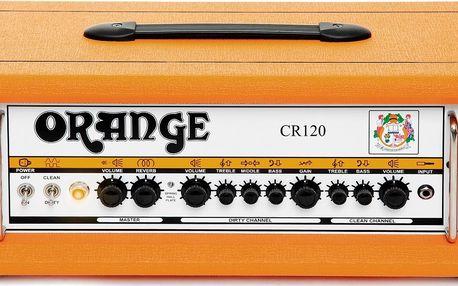 Kytarový tranzistorový zesilovač Orange CR120H