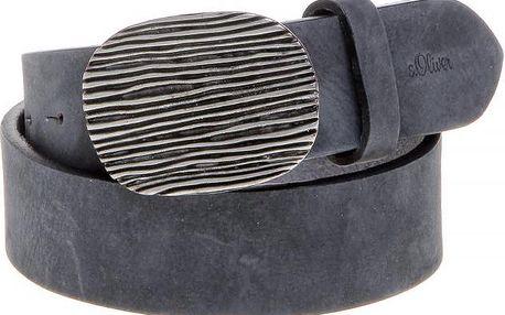 Pěkný dámský kožený pásek od fenomenální značky s.Oliver