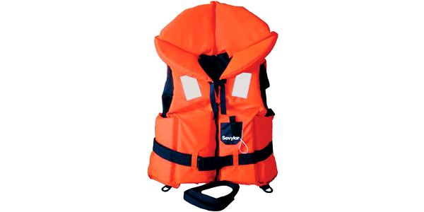 Záchranná vesta RS70 od značky Sevylor určená pro vodáky