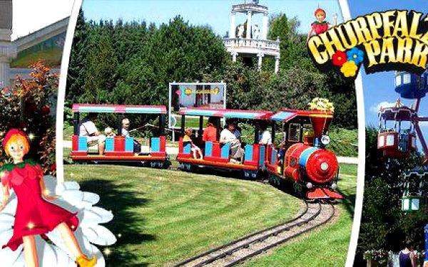 Výlet do zábavního parku Churpfalzpark