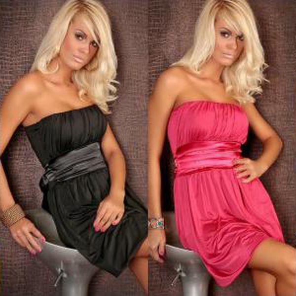 Letní šaty s mašlí - připravte se na léto!