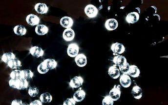 Solární LED světelný kabel indoor i outdoor