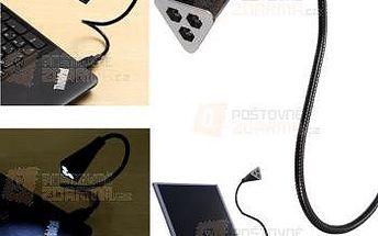 Flexibilní LED lampa - 3 diody a poštovné ZDARMA! - 9999921573