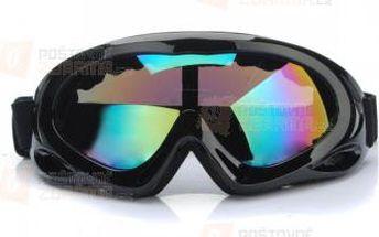 Univerzální motorkářské brýle s tónovanými skly a poštovné ZDARMA! - 9999902939