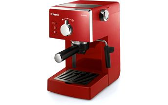 Espresso Saeco HD 8423/29 Manual Poemia