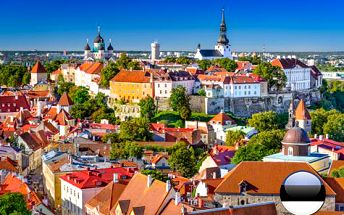 Pobaltské státy Estonsko a Lotyšsko a výlet do Finska na 5 dní