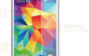 Fólie na displej Samsung Galaxy S5 a poštovné ZDARMA! - 9999921566