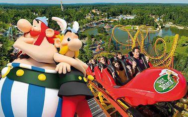 3denní zájezd do Francie do Disneylandu nebo Asterix parku pro 1