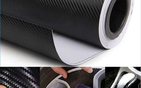 3D karbonová folie - 5 barev, 60 x 152 cm a poštovné ZDARMA! - 9999912171