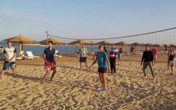 Egypt, oblast Hurghada, doprava letecky, all Inclusive, ubytování v 4* hotelu na 9 dní