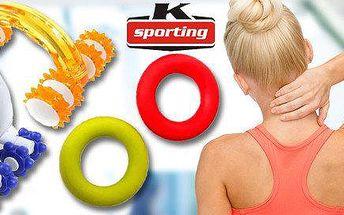 Posilovací a masážní pomůcky Laubr Sport