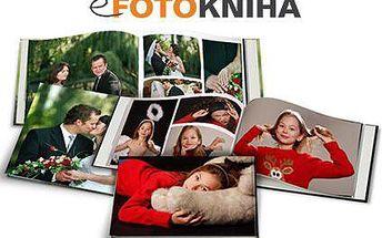 Fotoknihy až s 80 stranami vašich vzpomínek