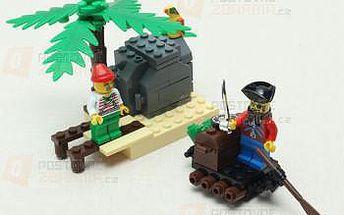 Dětská stavebnice piráti a poštovné ZDARMA! - 9999921623