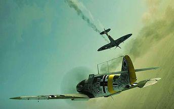 TOP zážitek v bojovém leteckém simulátoru