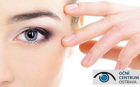Plastická operace očních víček včetně konzultace a pooperační péče