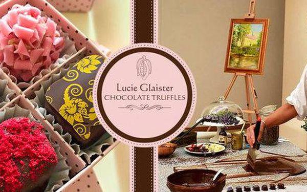 2,5hodinový čokoworkshop s Lucií Glaister