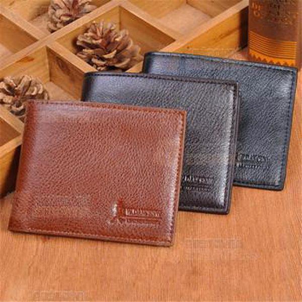Pánská PU peněženka - 3 barvy a poštovné ZDARMA! - 9999921591