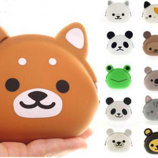 Malá zvířátková peněženka pro velkou parádu!