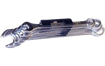 Sada klíčů OP 6-32mm 25díl. FESTA