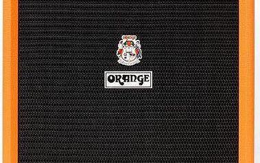 Baskytarové tranzistorové kombo Orange Crush PiX CR100BXT