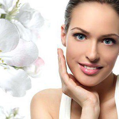 Luxusní kosmetické ošetření: 60 minut + ZDARMA dermabraze