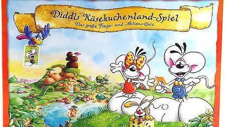 Diddl & Friends Hádanková hra Diddl a jeho přátelé Sýrová hra, Diddl