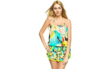 Seafolly - Kombinéza Salvation Playsuit