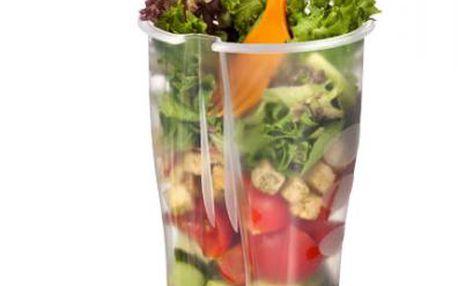 Salátová sada Shakey - zdravé jídlo na cesty!