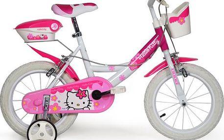 Dívčí kolo Hello Kitty 16
