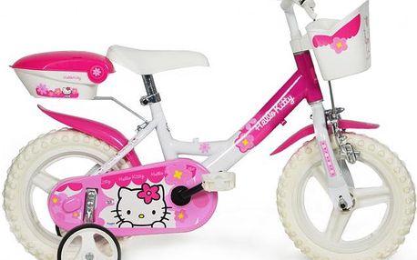 Dívčí kolo Hello Kitty 12