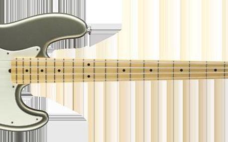 Elektrická baskytara Fender American Standard Jazz Bass MN JPM