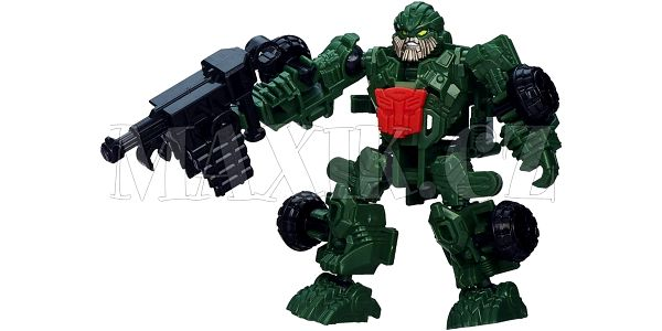 Transformers 4 Construct Bots Jezdci - Autobot Hound