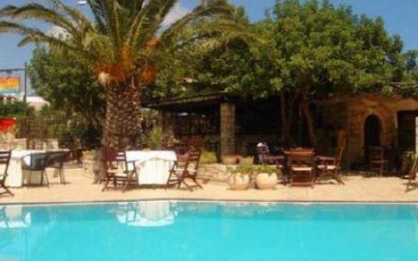 Řecko, oblast Kréta, doprava letecky, bez stravy, ubytování v 3* hotelu na 9 dní