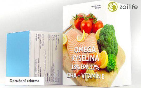 Omega 3 kyselina – doručení zdarma
