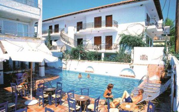 Řecko, oblast Chalkidiki, doprava vlastní, polopenze, ubytování v 3,5* hotelu na 11 dní
