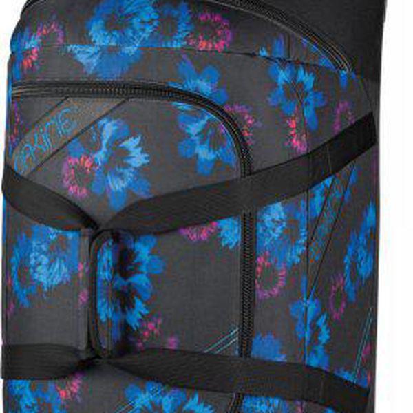 Objemná cestovní dámská taška na kolečkách značky DAKINE