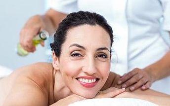 60minutová masáž dle výběru! Klasická masáž nebo relaxační masáž zad, šíje a zadní strany dolních končetin.