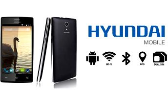 "Hyundai Swan 4.5"": Super smartphone s operačním systémem Android 4.4!"